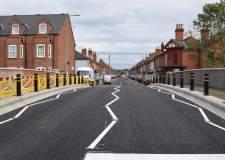 Hallelujah! Dixon Street reopens to drivers