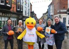 Follow the Lincoln Uphill Pumpkin Trail this autumn