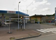 Tesco petrol station closed for six weeks