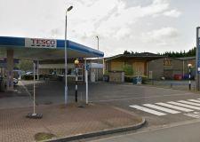 Tesco petrol station closed for six weeks