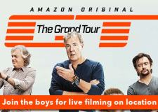 Grand Tour filming this week in Lincoln