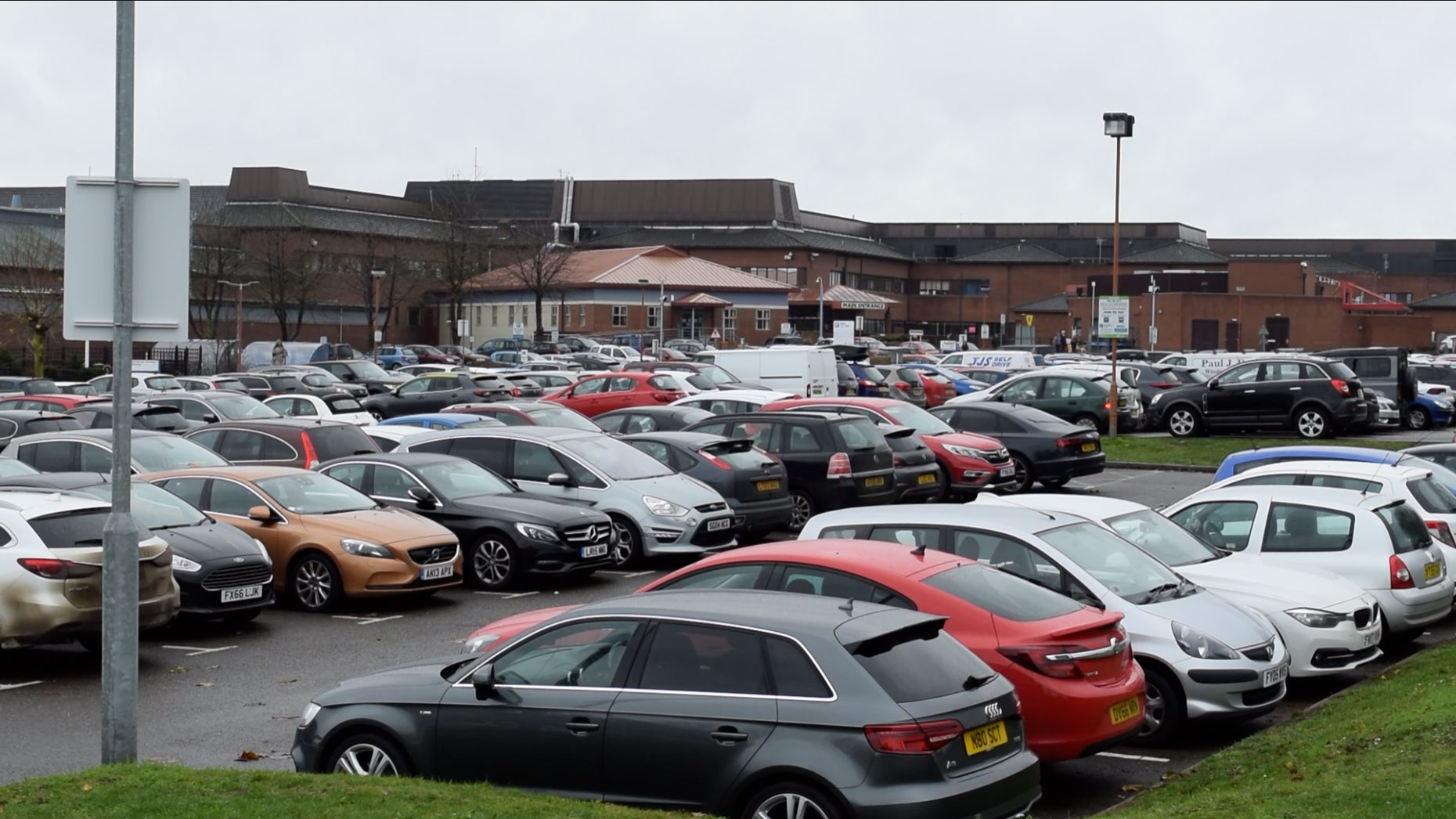 Free Parking Extended At Lincolnshire Hospitals