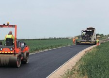 Lincoln firm marks record year for road repairs