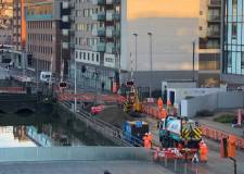 Brayford crossing closed to all for over six weeks