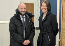 PCC to sleep rough for charity