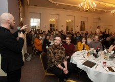 First Bangers & Fizz Quiz raises £1,000 for Lives charity