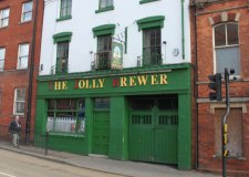 Six-week last hurrah for Jolly Brewer