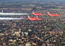 'People need to make the case for Red Arrows to stay'