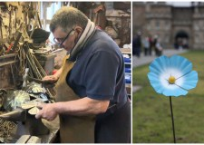 Forget me not tributes to spring up at Lincoln Castle