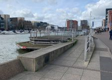 Brayford viewing platform will get much-needed refurb