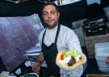 Street food festival returns to Lincoln High Street