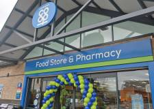 New Hykeham Co-op includes pharmacy and podiatry service