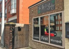 Last orders at Lincoln's smallest pub?