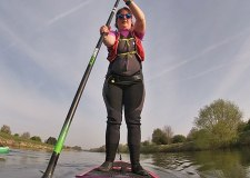 Woman with rare disease to take on 32-mile charity paddle