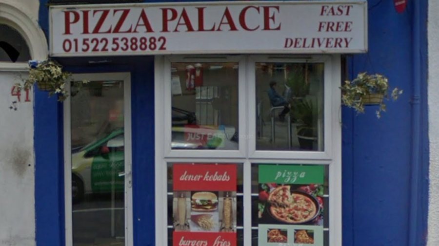Inspectors Give Lincoln Pizza Takeaway Low Hygiene Rating