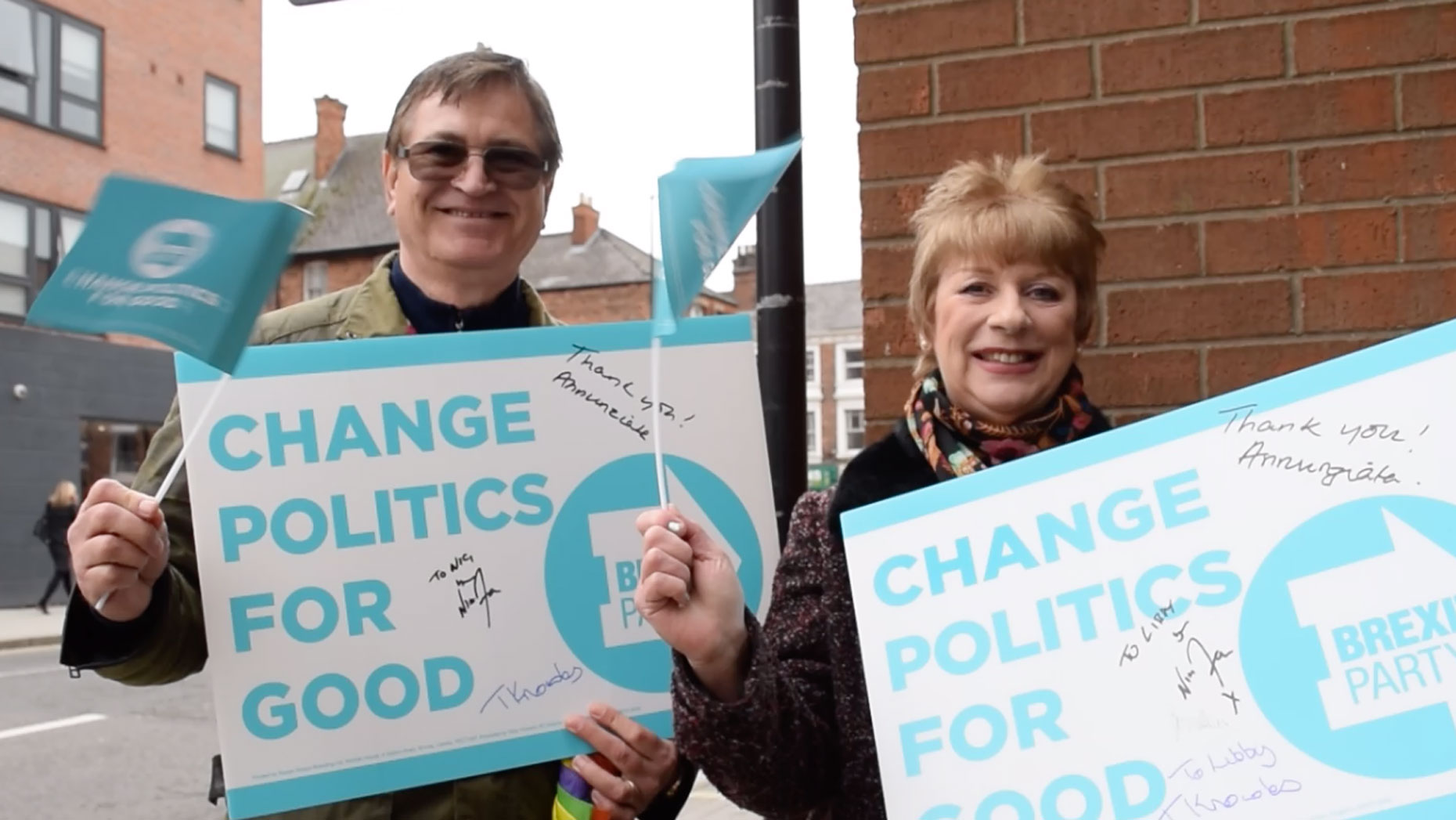 Tories urged to form alliance with Brexit Party