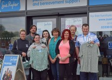 Lincoln's biggest charity shop prepares for first customers