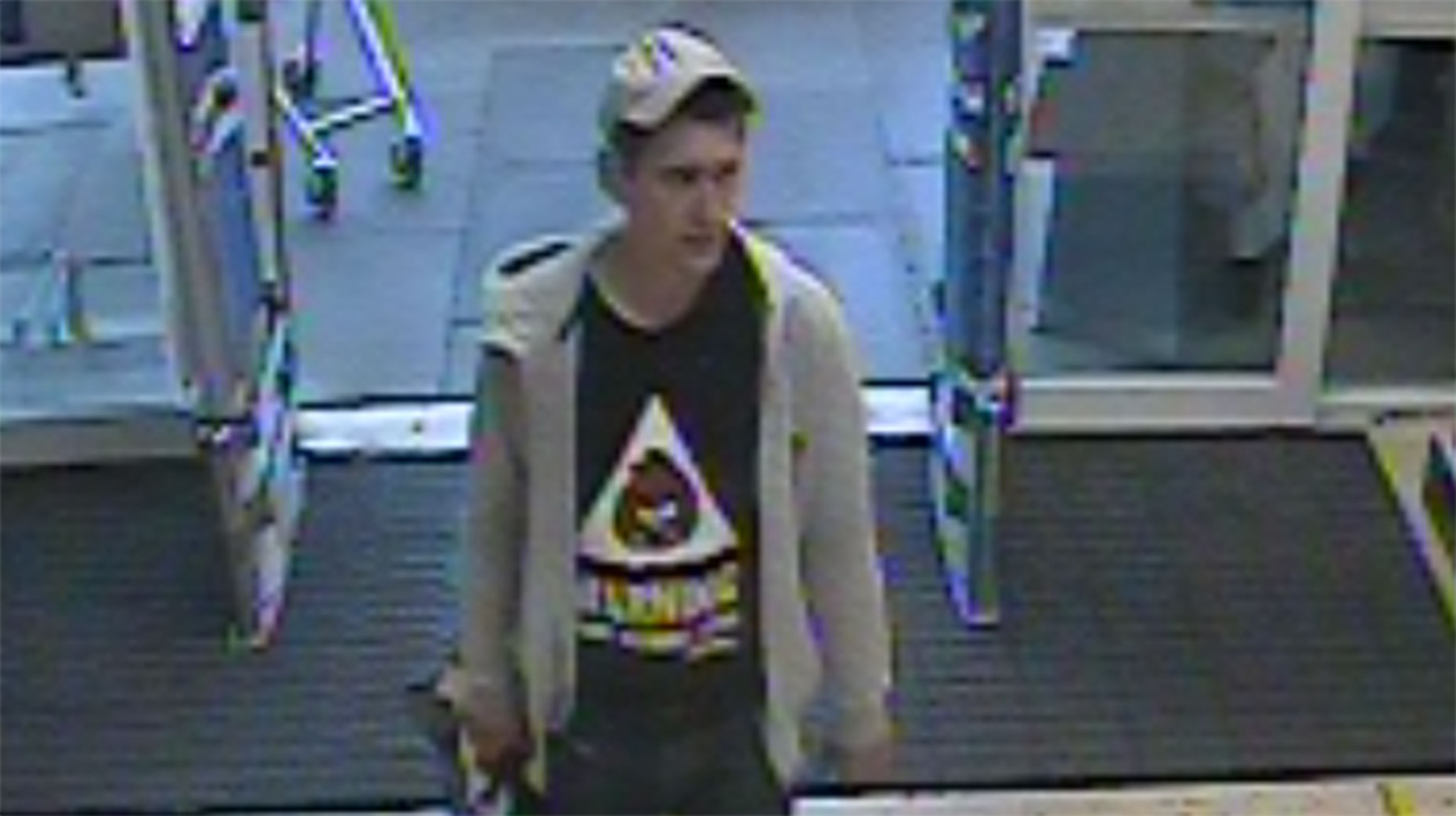 662ddfe599 CCTV appeal over Tesco DVDs theft