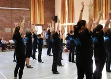Village dance school preparing for world record attempt