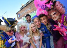 Flying unicorn to join favourite characters Lincoln Cinderella panto