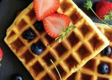 New waffle cafe opening on Brayford Waterfront today