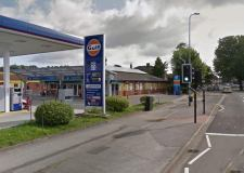 Man arrested after two-year-old pushed to ground during Co-op theft