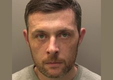 Police hunt wanted Lincoln man after burglary