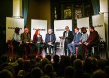 MP hopefuls react after grilling at Lincoln Debate