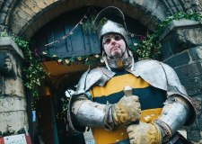 Lincoln Christmas Medieval Market back at new historic setting