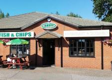 Lincoln chippy targeted by burglars