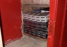 Huge fine over secret stash of illegal cigarettes in Lincoln shop