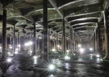 See inside stunning underground reservoir near Lincoln