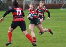 Rugby Report: Bierton's debut hat-trick secures win for Lincoln Ladies