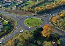 Night-time closures for A46 Riseholme roundabout works