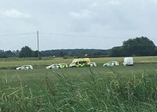 Police attend reports of body in water in North Hykeham