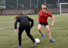 Lincoln City open girls football centre