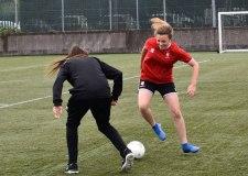 Lincoln City open girls football centre