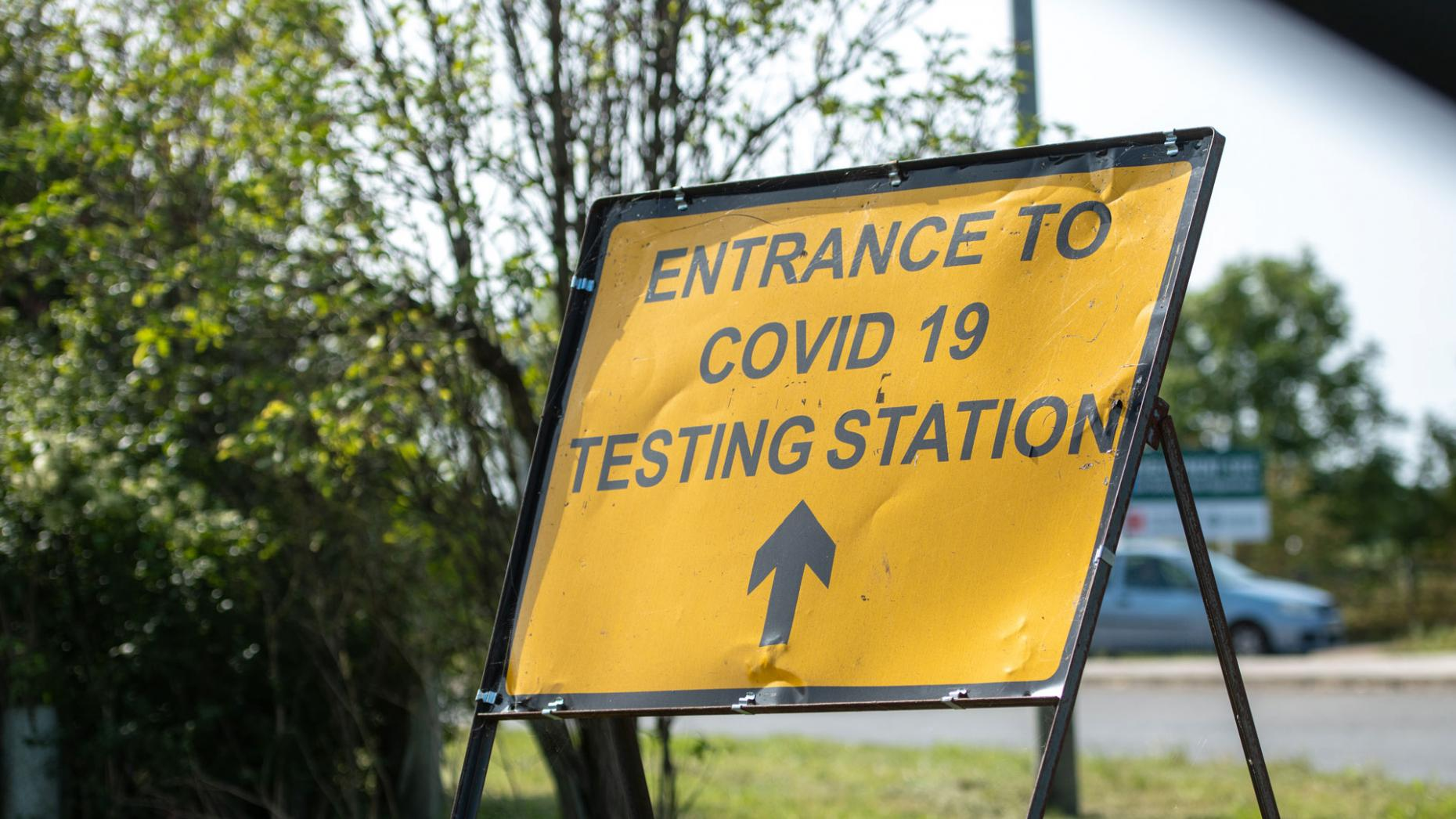 New Covid 19 Testing Centre Opens In Lincoln