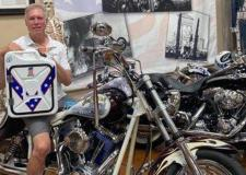 Lincoln man's Evel Knievel jerry can minibars are a hit