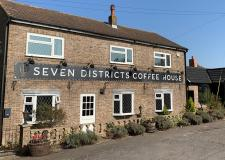 Speciality coffee shop opens in former village pub