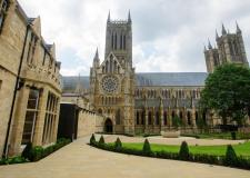 Lincoln Cathedral opens Dean's Green for first time in 40 years