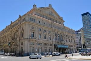 Teatro Colon in Buenos Aires, Argentina.