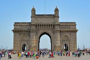 The Gateway of India, Mumbai, Bombay.