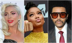 Lady Gaga leads the nominations at the 2020 VMAs, hosted by Keke Palmer. The Weeknd is among the top nominees and is set to perform on Sunday's broadcast. Willy Sanjuan Invision/AP; Getty Images North America