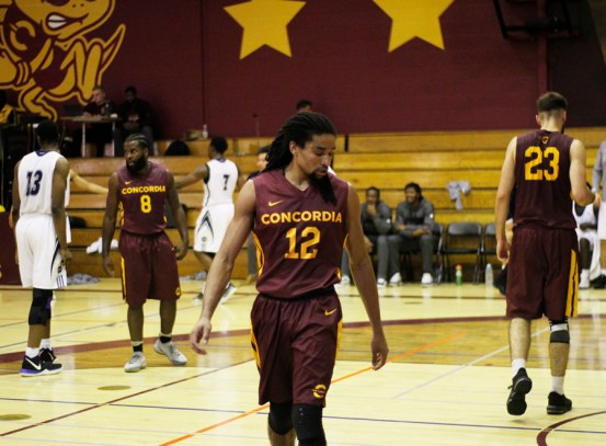 Image result for concordia stingers basketball