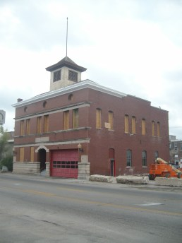 Old City Hall - Fire Station - Police Station
