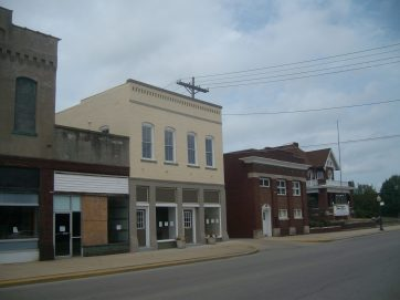 North Main - West Side of Street