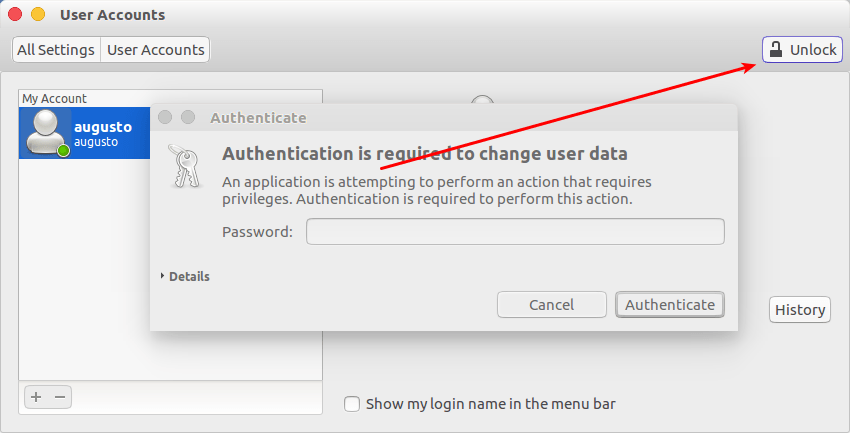 How To Enable Automatic Login without Password in Ubuntu