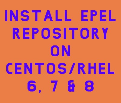 epel repository