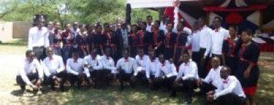 Lion of Judah Academy Form 6 graduates 2017